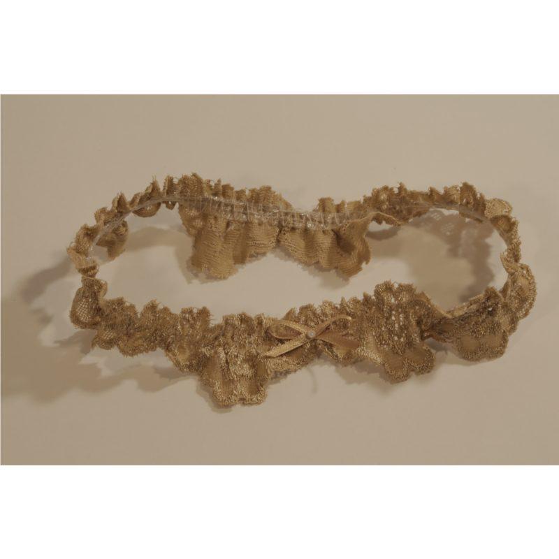 Gold Garter - Flat Lay