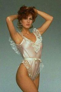 1980's lingerie teddy