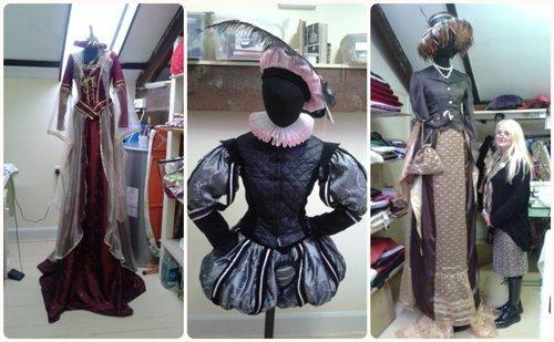 Bespoke Theatre & Stilt Walking Costumes