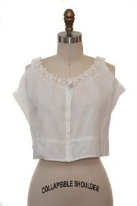 A White Vintage Camisole Top